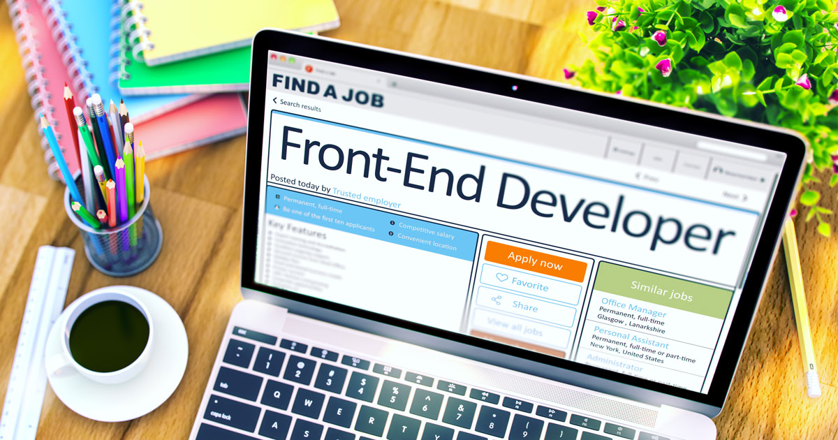 Craft the Perfect Front End Developer Resume [Example & Guide]